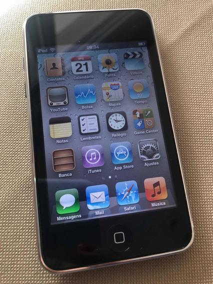 iPod Touch 3a Geração 32 G Memória Apple
