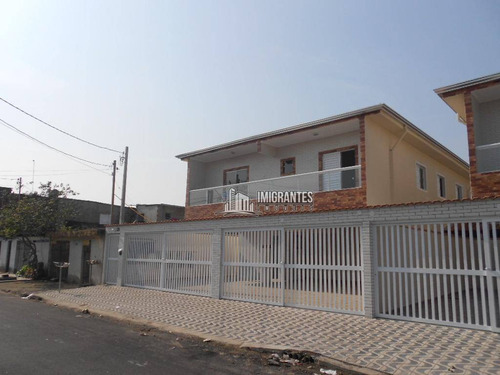 Imagem 1 de 22 de Sobrado De 2 Dormitórios Na Vila Sônia, Em Praia Grande - So0081