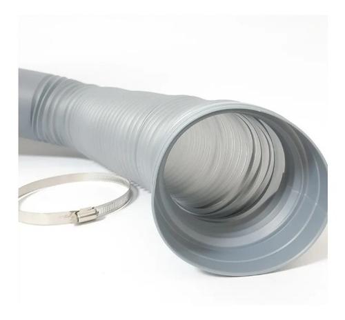 Ducto Aire Acondicionado Portátil 5 Pulgadas Plástico