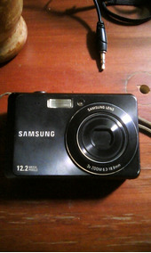 Camera Samsung(leia O Anuncio)
