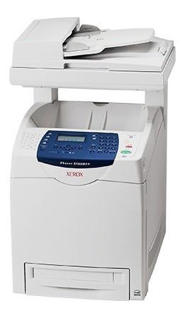 Impressora Color Xerox Phaser 6180 Mfp