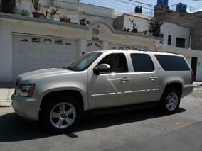 Chevrolet Suburban D Piel Aa Dvd Qc 4x4 At