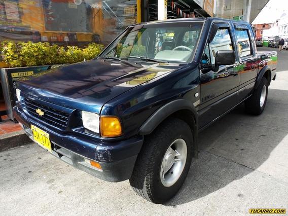 Chevrolet Luv 2.300cc Mt