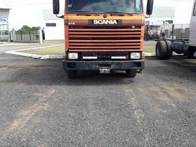 Scania 112 310 Mod: 1987 Con Caja
