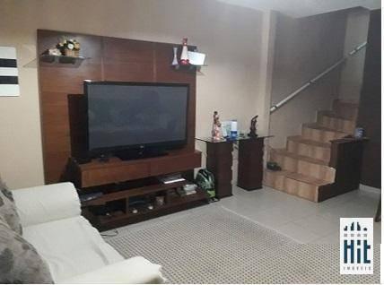 Imagem 1 de 15 de Sobrado À Venda, 110 M² Por R$ 639.000,00 - Vila Firmiano Pinto - São Paulo/sp - So0400