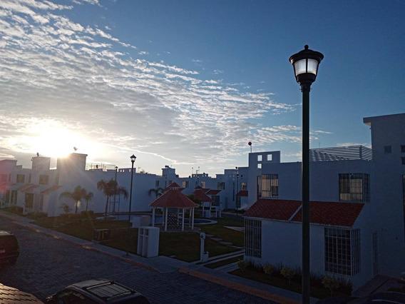 Casa En Renta Las Villas Residencial, Tlayecac