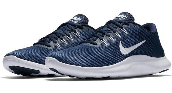 Tenis Nike Flex 2018 Rn Running Caballero Aa7397