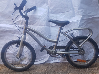 Bicicleta Chica Para Niño/a