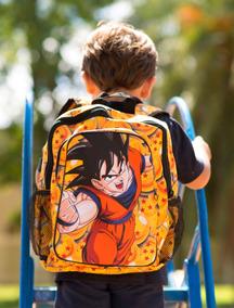 Mochila Infantil Dragon Ball Mbb19
