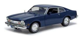 1:24 - Motor Max Ford Maverick 1974 - Azul