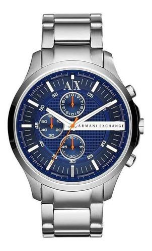Relógio Armani Exchange Masculino Ax2155/1ai Prata