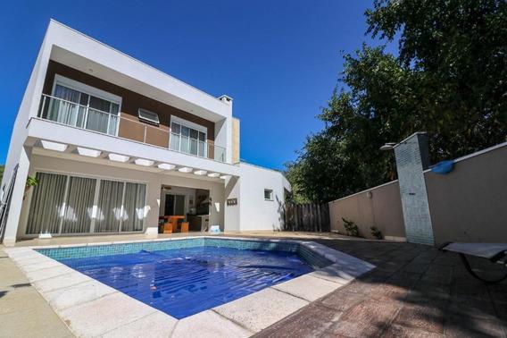 Casa Com 4 Dormitórios À Venda, 311 M² Por R$ 1.750.000 - Engordadouro - Jundiaí/sp No Bosque Dos Jatobás - Ca0041