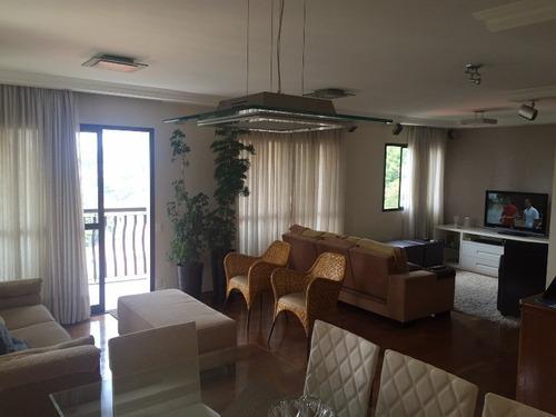 Excelente Apartamento Em Santo Amaro Com 3 Suites !!! - Ap00894 - 32050527