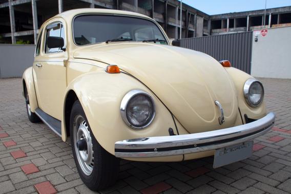 Volkswagen Fusca 1300 1975 Bege