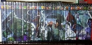 40 Novelas Gráficas D La Colección Definitiva Marvel El Tiem