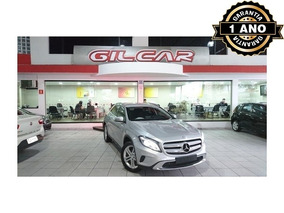Mercedes-benz Gla 200 1.6 Cgi Advance 16v Turbo Flex 4p Auto