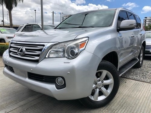 Lexus Gx460 2011 Full Clean