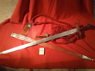 Espada Ceremonial Antigua