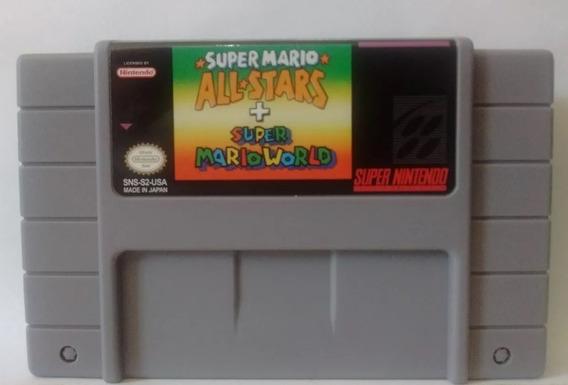 Super Mario All Stars - Games no Mercado Livre Brasil