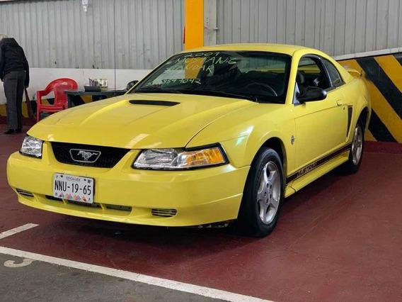 Ford Mustang Gt Std 5 Vel Ac V6 2001