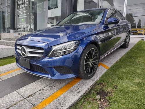 Imagen 1 de 15 de Mercedes-benz Clase C 2019 2.0 200 Cgi Sport At