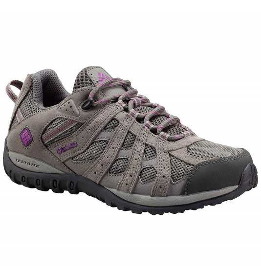 Zapatillas Trekking Mujer Impermeables Columbia Redmond
