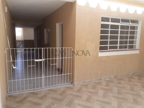 Imagem 1 de 30 de Casa À Venda Em Vila Parque Jabaquara - Ca002623