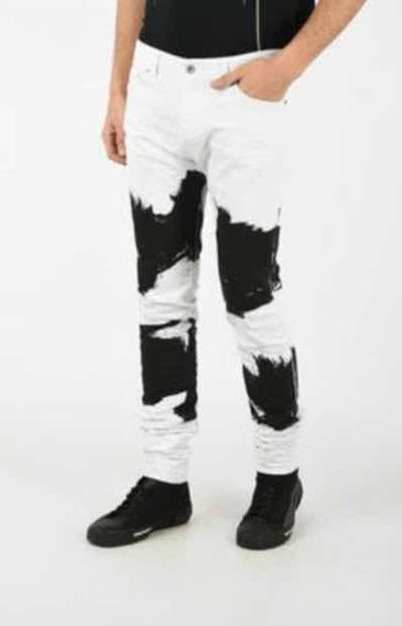 Pantalón Jeans Diesel Talla 34 Hombre Skinny