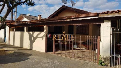 Casa À Venda, 100 M² Por R$ 500.000,00 - Jardim Nova Canudos - Vinhedo/sp - Ca1192