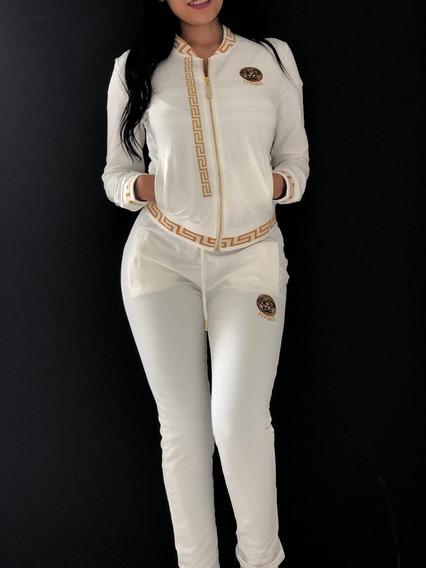 Sudadera Dama Versace-fendi- Kenzo