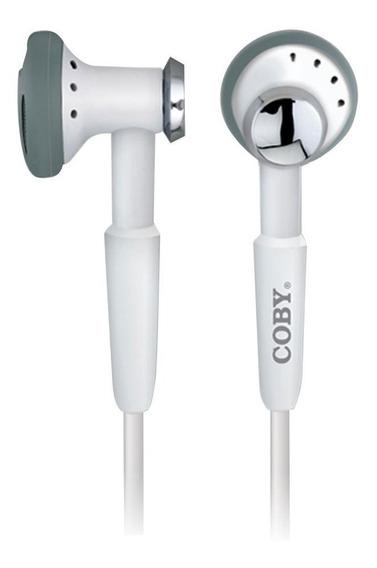 Fone De Ouvido Intra-auricular Estéreo Coby Cve972