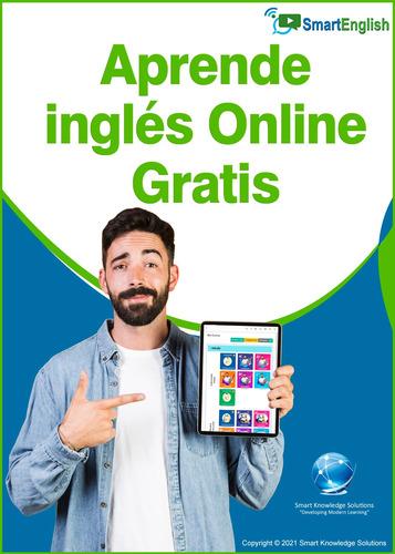 Imagen 1 de 10 de Curso De Inglés Online Acceso Gratis Por 7 Días