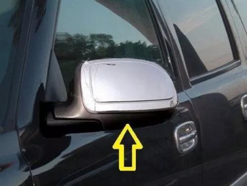 Imagen 1 de 6 de Chevrolet Suburban 2000 - 2006 Cubre Espejos Cromados
