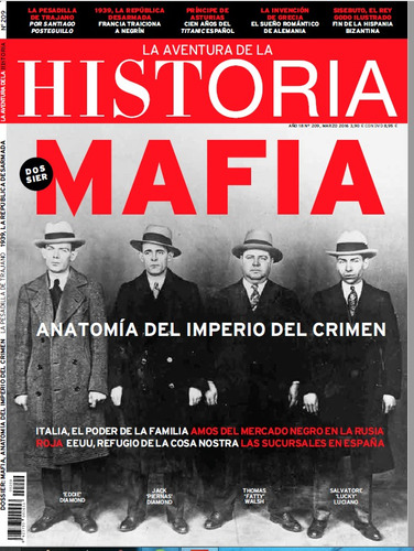 Imagen 1 de 2 de D - La Aventura De La Historia - Mafia
