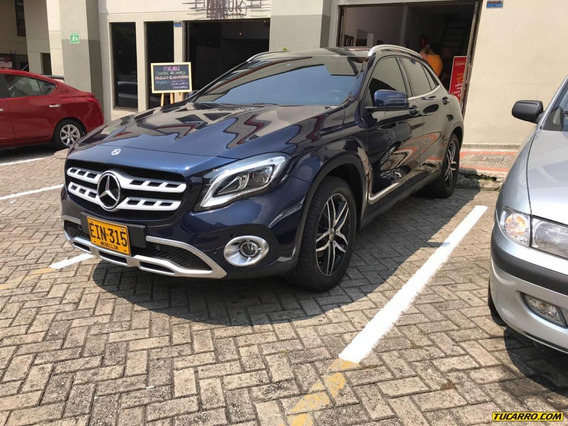 Mercedes Benz Clase Gla 200 At 1600 Turbo