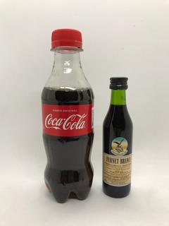 24 Fernet Miniatura 5cl 24 Coca Pet 237ml Local Once Candy