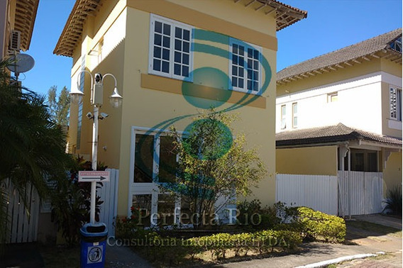 Casa A Venda Barra Da Tijuca 03 Quartos