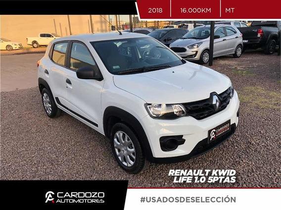 Renault Kwid 2018 1.0 Sce 66cv Life
