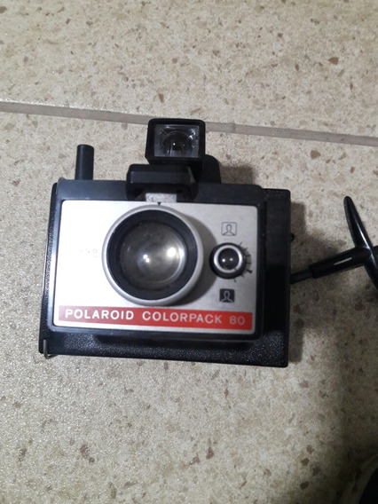 Camera Polaroid Colorpack 80