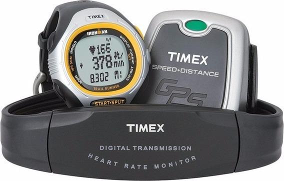 Relogio Timex Monitor Cardíaco Bodylink Trail-runner Gps