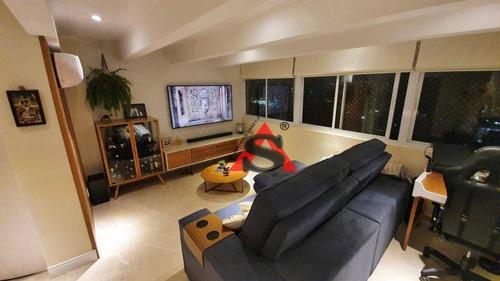 Imagem 1 de 20 de Cobertura Com 2 Dormitórios À Venda, 101 M² Por R$ 1.300.000,00 - Vila Olímpia - São Paulo/sp - Co0924