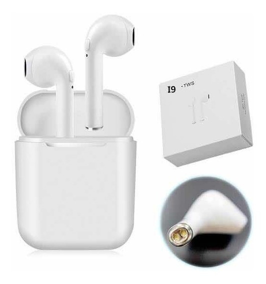Fone De Ouvido Bluetooth I9s Tws AirPods iPhone Android Ale