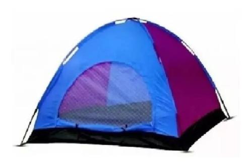 Carpa Camping 6 Personas 2.2x2.5x1.5mt