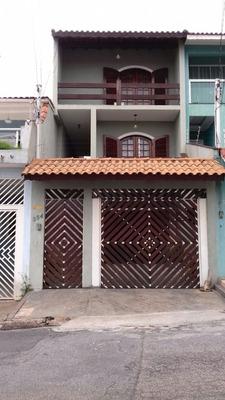 Sobrado De 4 Dormitórios Em Itaquera -