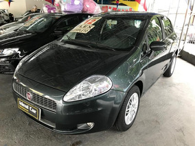 Fiat/ Punto Essence 1.6 Flex 4p Manual 2012