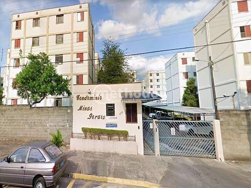 Apartamento À Venda Vila União Campinas Sp - Ap01062 - 68214069