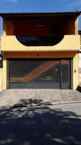 Imagem 1 de 16 de Sobrado Com 3 Dormitórios À Venda, 178 M² Por R$ 695.000,00 - Centro - Diadema/sp - So2265