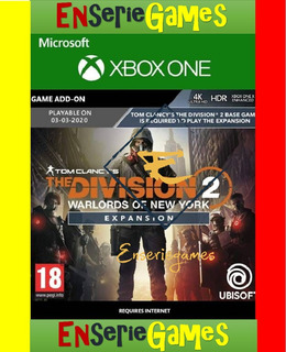 The Division 2: Warlords Of New York !!! Xbox One