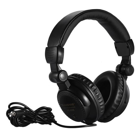 Transhine Hr-960b Com Fio Estéreo Dinâmico Monitor Headphone
