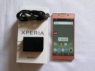 Xperia L1, G3313, Rosa, Estetica 9, En Caja, Liberado